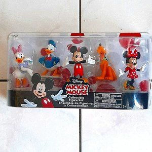 Mickey Mouse Collectible Figure Set